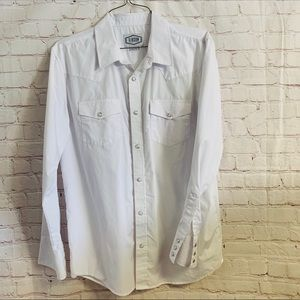Gibson Western Pearl Button Long Sleeve Shirt
